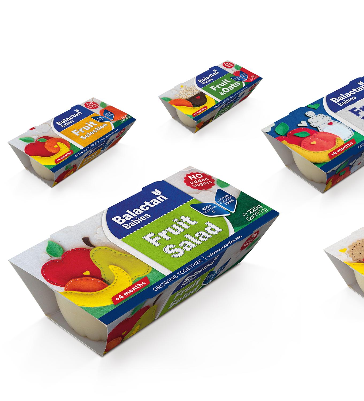 Branding Y Packaging_alimentación Infantil_potitos_Balactan