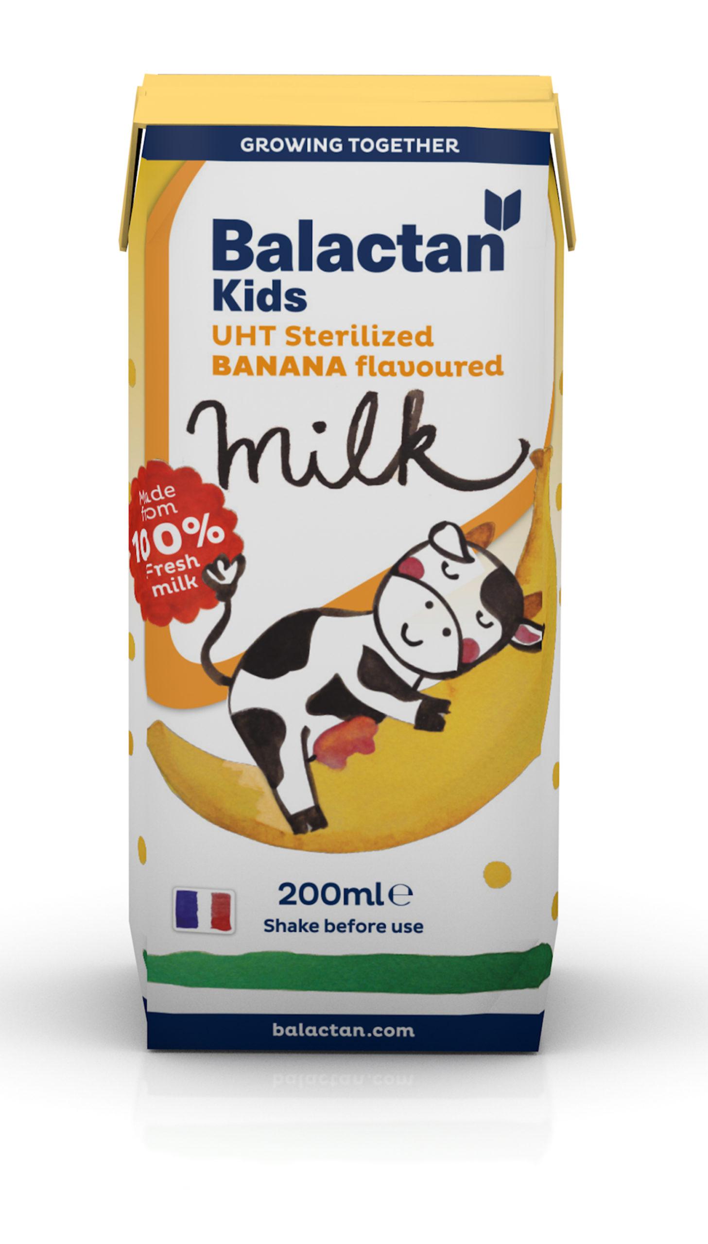 Branding Y Packaging_alimentación Infantil_batido Leche_Balactan